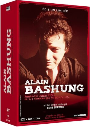 Bashung Alain - Remets-lui Johnny Kidd (Limited Edition, DVD + CD + Buch)
