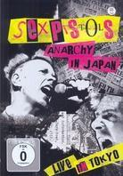 The Sex Pistols - Anarchy in Japan - Live in Tokyo 1996