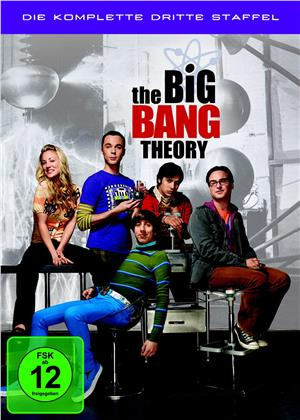 The Big Bang Theory - Staffel 3 (3 DVDs)