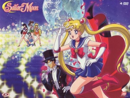 Sailor Moon - Stagione 1 - Box 2 (Remastered, 4 DVDs)