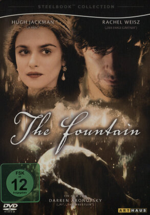 The Fountain (2006) (Arthaus, Steelbook)
