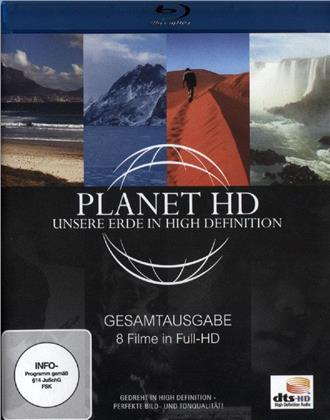 Planet HD: Gesamtausgabe - Unsere Erde in High Definition (Collector's Edition, 2 Blu-rays)