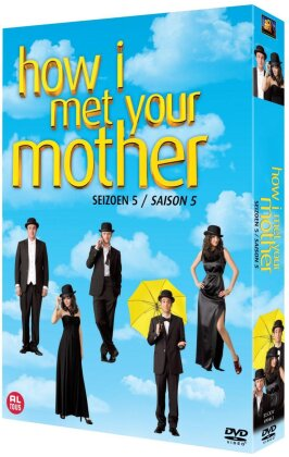 How I met your Mother - Saison 5 (3 DVDs)