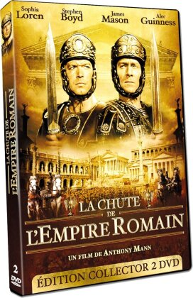 La chute de l'empire Romain (1964) (Collector's Edition, 2 DVDs)