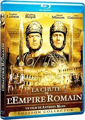 La chute de l'empire Romain (1964) (Collector's Edition)