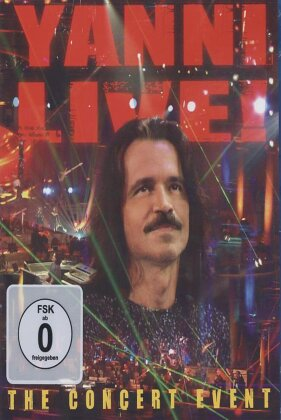 Yanni - Live - The concert event