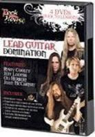 Lead Guitar Domination (4 DVDs)
