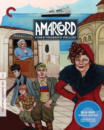 Amarcord (1973) (Criterion Collection)
