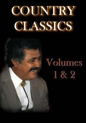Various Artists - Country Classics - Vol. 1 & 2 (2 DVDs)