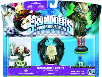 Skylanders Dark Crypt Adventure Pack W 3.0