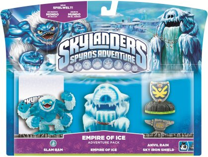 Skylanders Empire of Ice Adventure Pack W 3.0