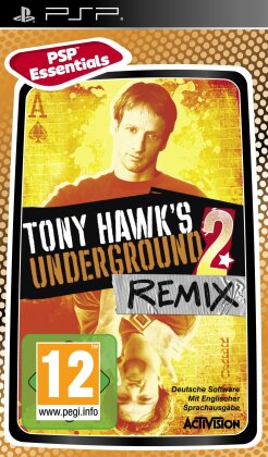 Tony Hawk Underground 2 Remix Essential