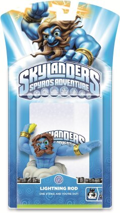 Skylanders Single Character Lightning Rod 4.0