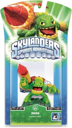 Skylanders Single Character Zook 4.0