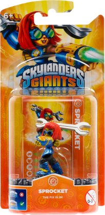 Sprocket Single Character for Skylanders Giants