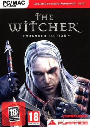 Pyramide: The Witcher 1 (Enhanced Edition)