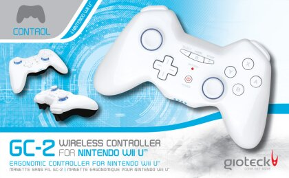 GC-2 Wireless Controller white