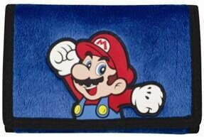 DS Mario Wallet blue for DSi/DS Lite/3DS [Official Licensed Product]