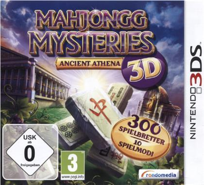 Mahjongg Mysteries - Ancient Athena 3D