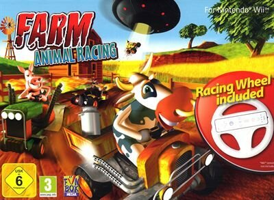Purple Hills: Farm Animal Racing Bundle [incl. Wheel]