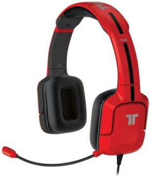 Kunai Stereo Gaming Headset Red [Official Licensed Product]