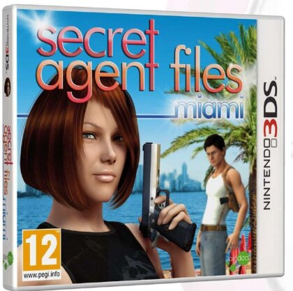 Purple Hills : S.A.F. Miami - Secret Agent Files