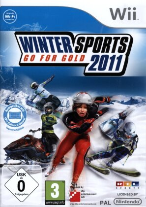 RTL Winter Sports 2011 [Go for Gold]