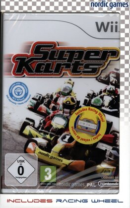 Super Karts incl. Official Wheel