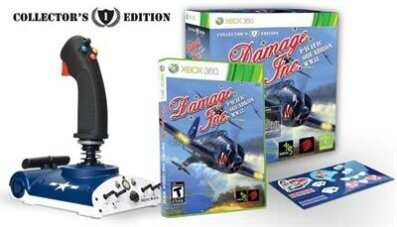 Damage Inc. - Pacific Squadron WW II (Collector's Edition)