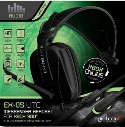 EX-05 Wired Lite Messenger Headset