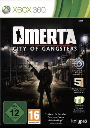 Omerta - City of Gangsters XB360