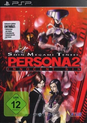 Shin Megami Tensei: Persona 2 Innocent Sin (Collector's Edition)