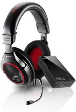 X-Tatic SR Dolby Digital 3D Surround Gaming Headset