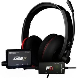Ear Force DP11 - Dolby Surround Sound Gaming Headset