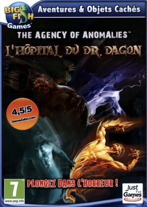 The Agency of Anomalies: L'Hôpital du Dr. Dragon