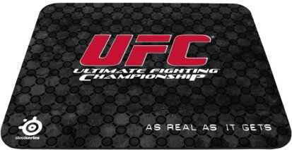 QcK UFC Mousepad (Limited Edition)