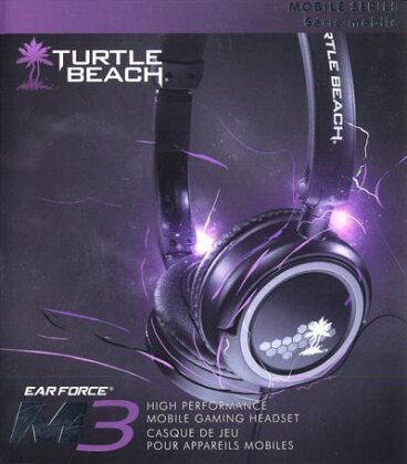 Ear Force M3 Mobile Gaming Headset [PSVita/3DS/PC/iOS]