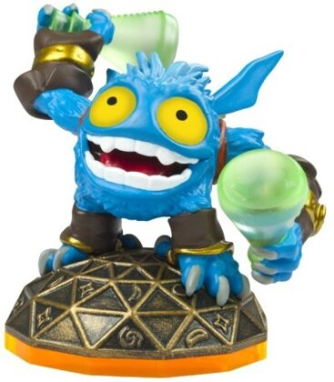 Pop Fizz Light Core Character for Skylanders Giants