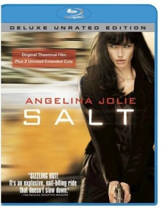 Salt (2010) (Deluxe Edition, Unrated)