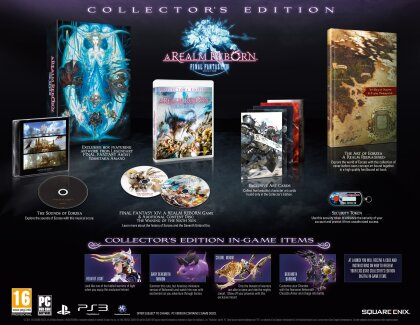 Final Fantasy XIV - A Realm Reborn (Collector's Edition)