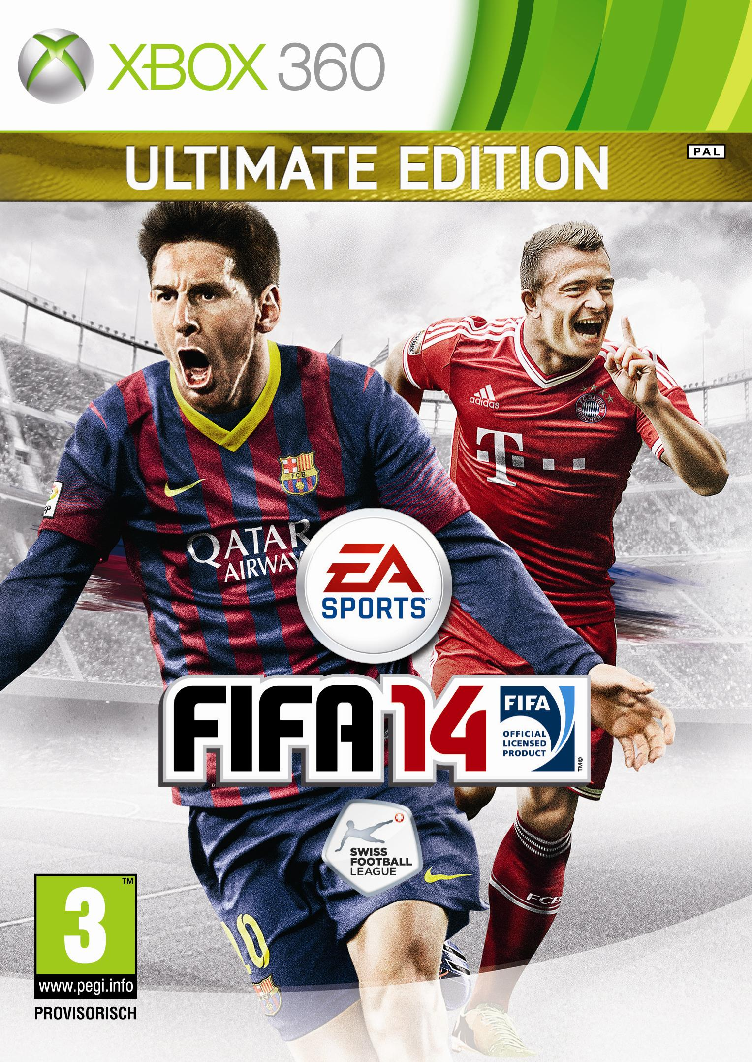 Bild FIFA 14 - (Ultimate Edition)