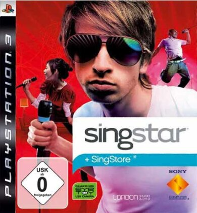 Singstar Vol. 1 Next Gen
