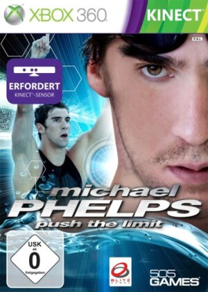 Kinect Michael Phelps Push the Limit