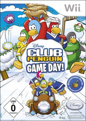 Club Penguin GameDay