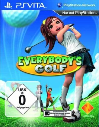 Everybody's Golf (German Edition)