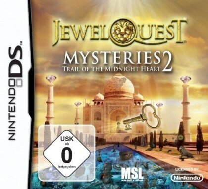Jewel Quest Mysteries 2 Trail of Midnight Heart