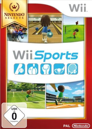 Wii-Sports SELECTS