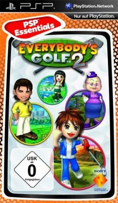 Everybody's Golf 2 - Essentials (German Edition)