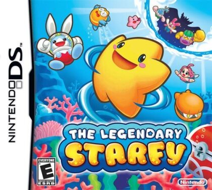 Legendary Starfy (US-Version)