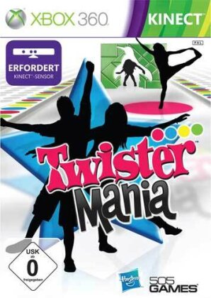 Kinect Twister Mania